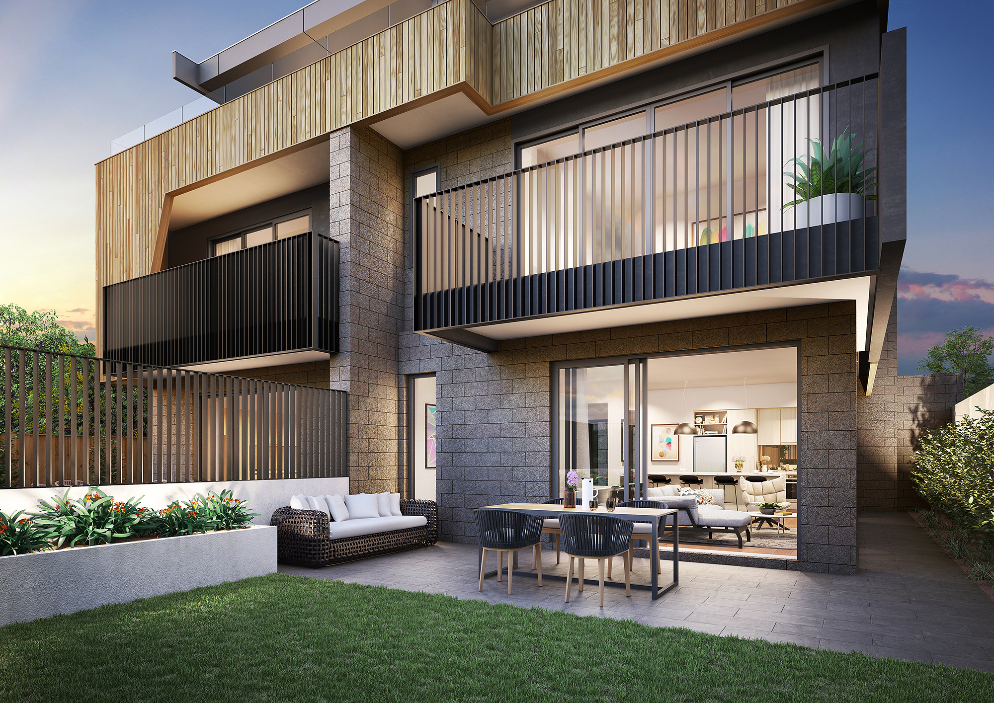 exterior 3d rendering marketing 3d renders melbourne