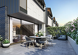 Canterbury Townhouse 3d Renders